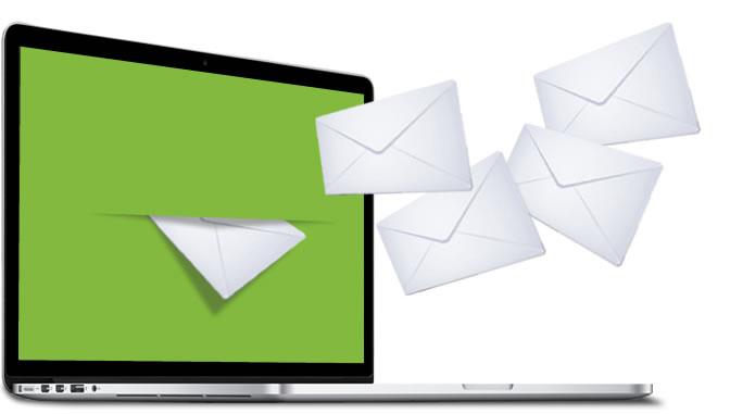 نرم افزار جمع آموری ایمیل