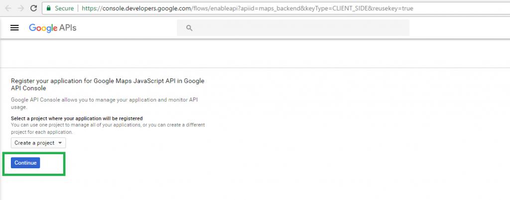 نقشه گوگل api 1